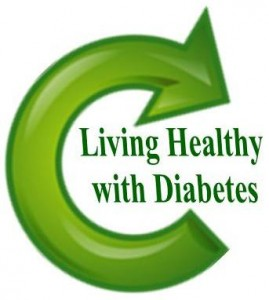 Cover photo for Living Healthy With Diabetes