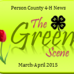 The Green Scene-March April 2015