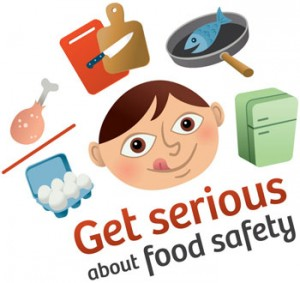 Cover photo for Food Safety Facts