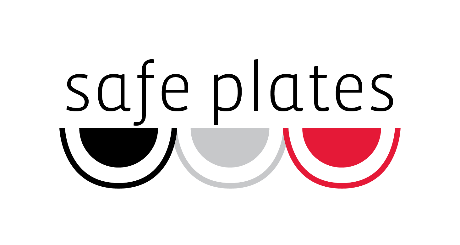 Safe Plates program logo