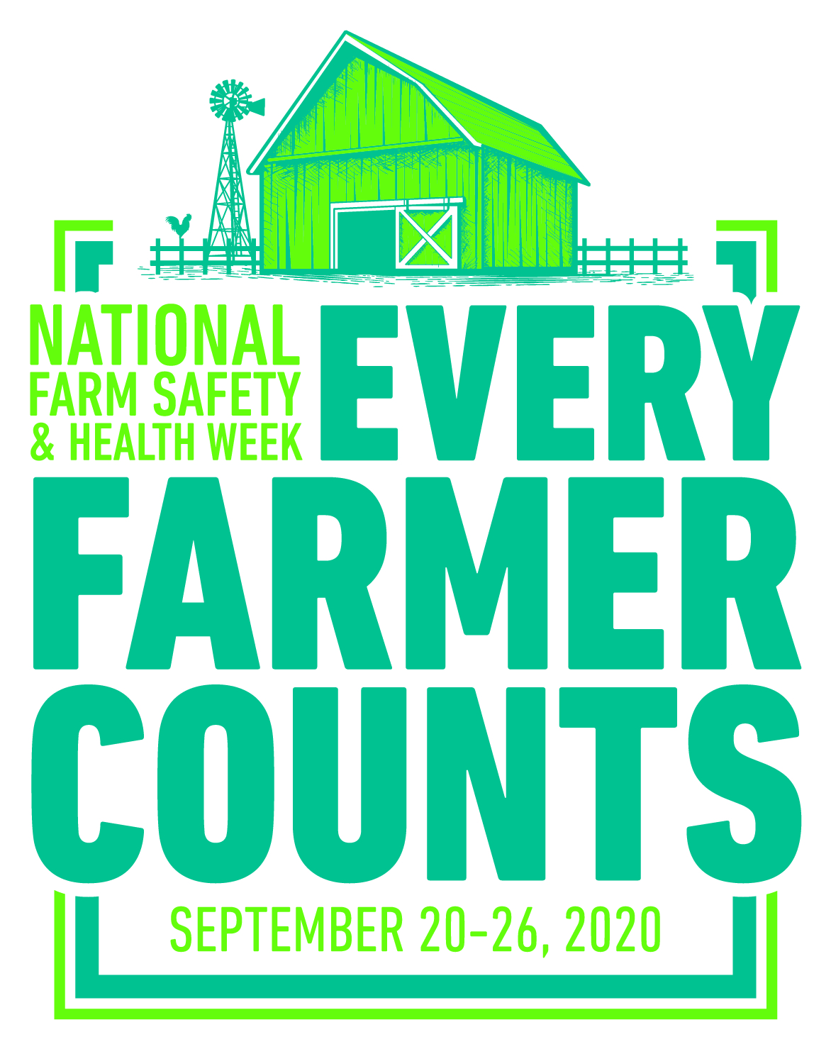 logo for farm safety week