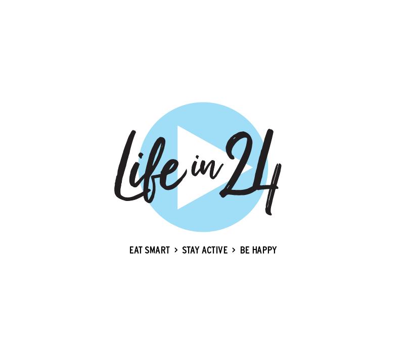 LIfe in 24 logo